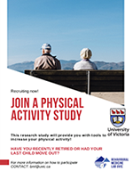 join a physical activity small